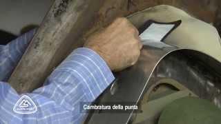 Monte Sport - Produzione di una calzatura Made in Italy
