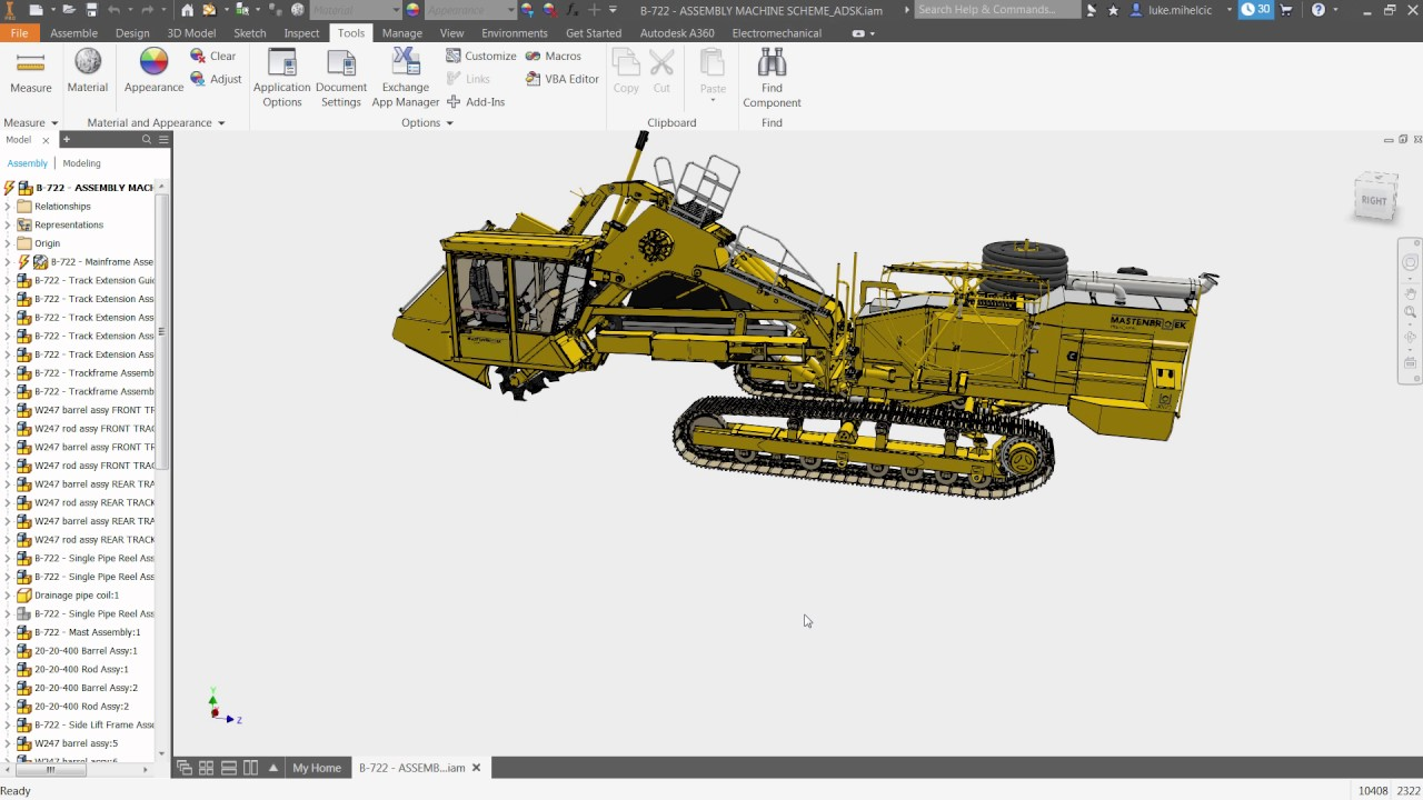Autodesk® Inventor® Professional 2018 - YouTube