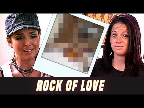 Dirty Photos & Clean Intentions 😈📸 | Rock of Love Bus Episode 10 | OMG!RLY?