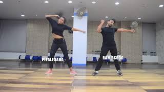 Finesse Bruno mars   freestyle choreography