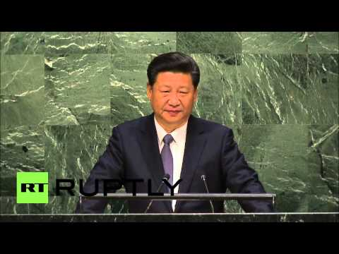 UN: Xi Jinping announces $2b support for developing countries