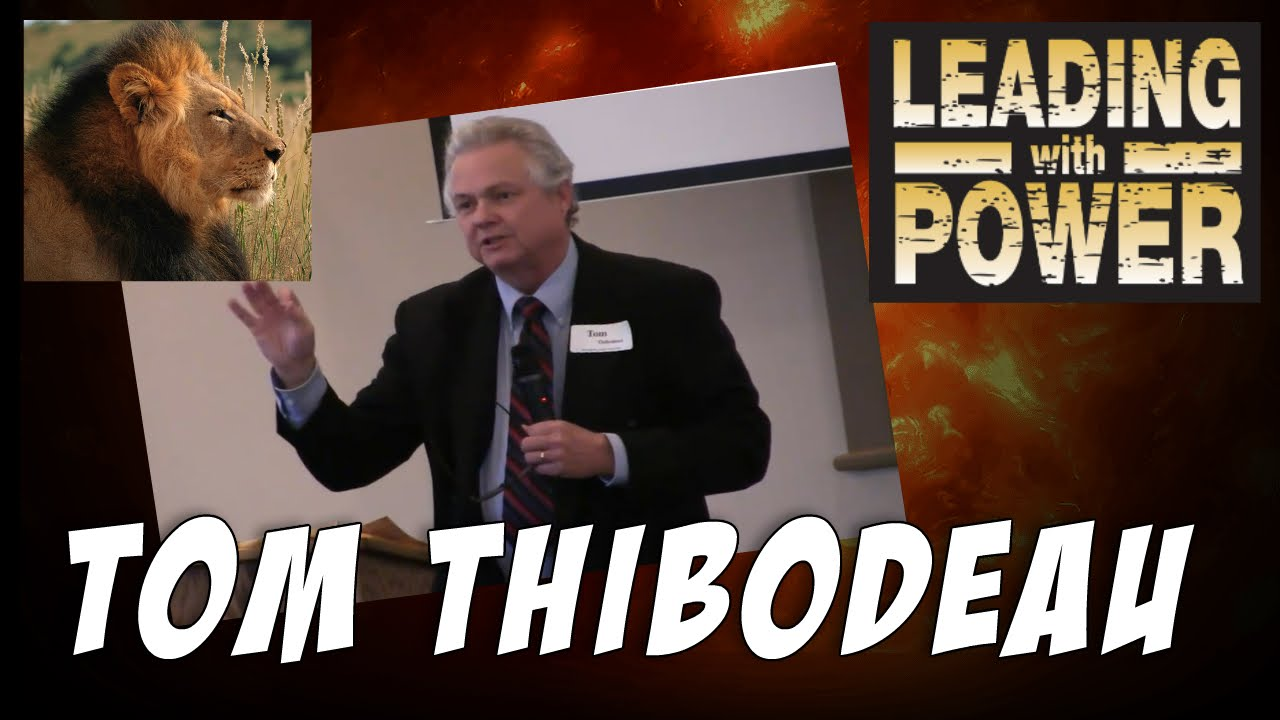 Servant Leadership Lessons I Learned From My Father - Dr  Thomas A  Thibodeau - Leading With Power