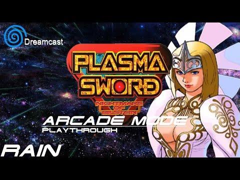 [DC] Star Gladiator 2 - Nightmare of Bilstein. Arcade Mode. Playthrough. Rain