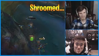 When Teemo Gets Shroomed!...LoL Daily Moments Ep 819