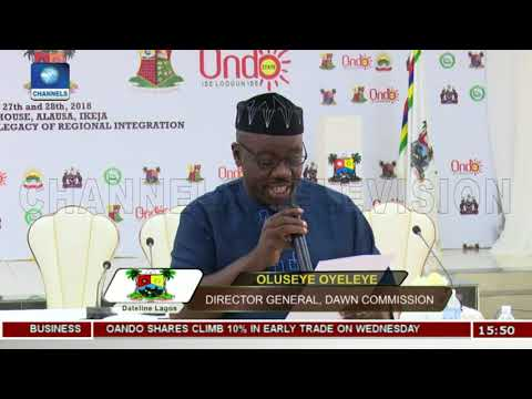 South West Governors Admit Lagos Into O'dua Investment Group |Dateline Lagos|
