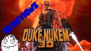 Duke Nukem 3D Sega Saturn Review HD