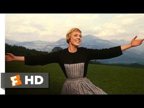 The Sound of Music (1/5) Movie CLIP - The Sound of Music (1965) HD
