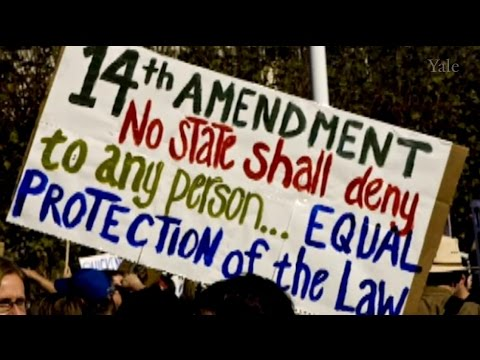 14th Amendment Equal Protection