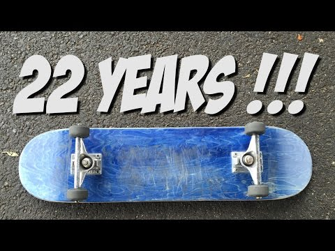 A LIFETIME OF SKATEBOARDING !!!