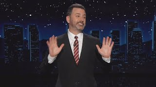 Jimmy Kimmel Jokes About Hosting Lowest-Rated Emmys Ever