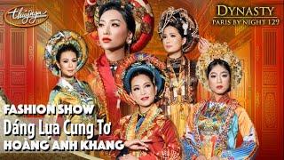 PBN 129 | Hoàng Anh Khang - Dáng Lụa Cung Tơ (Fashion Show Áo Dài Lụa Thái Tuấn)