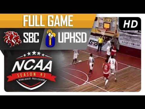 UPHSD vs. SBC | NCAA 93 | Full Game | 1st Quarter | August 17, 2017