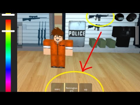 roblox prison life hacks 2018