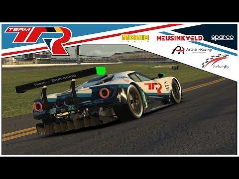 "iRacing ""24h de Daytona"" Team-R green"