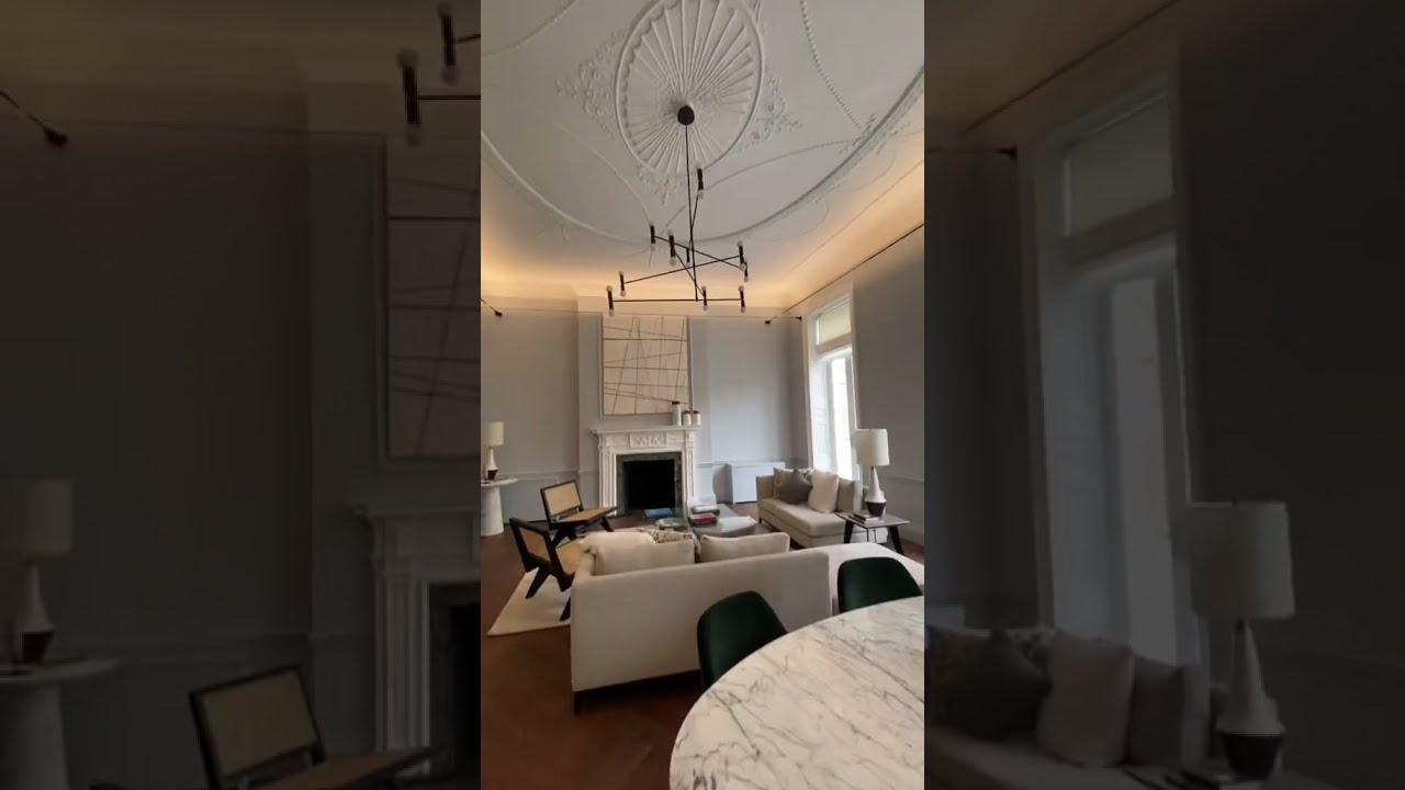 Inside a £2,500,000 apartment in Marylebone, London 🇬🇧 #shorts