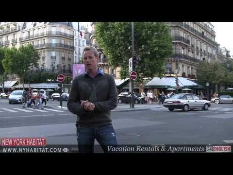 Paris, France - Video Tour Of Saint-Germain-des-Prés (Part 1)