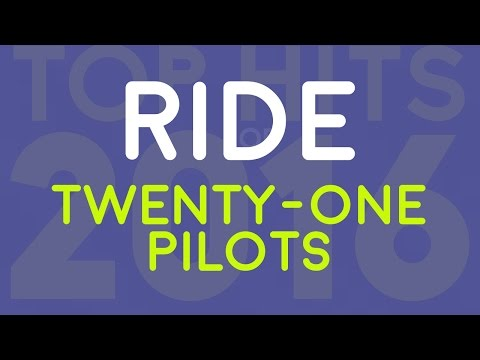 Ride - Twenty-One Pilots [cover by Molotov Cocktail Piano]
