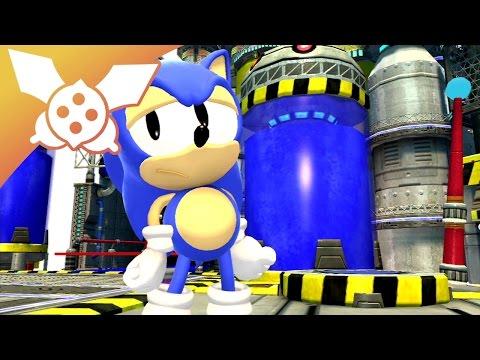 [LP] Sonic Generations #01 : C'est encore l'anniversaire de Sonic