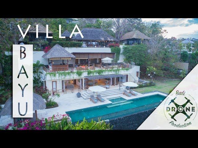 Villa Bayu - Pecatu, Bali - 4k