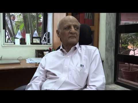 Interview of Dr. M.L.Shrikant