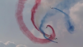 Patrouille de France | Breathtaking Display of French Airforce…