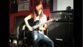 Rammstein - Feuer und Wasser Guitar Cover [MULTICAMERA]