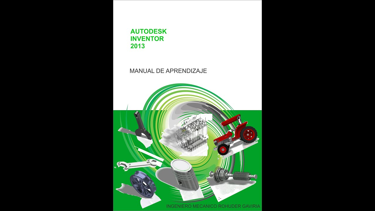 manual autodesk inventor 2013 espa ol youtube rh youtube com Autodesk Sketchbook 2013 Autodesk AutoCAD 2013