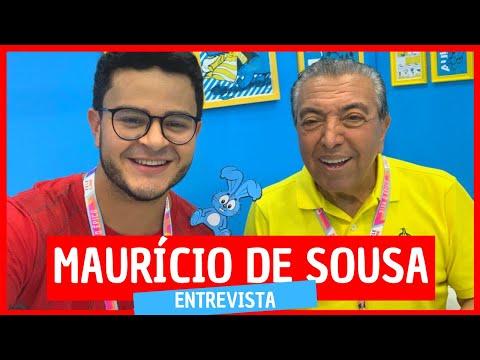 Maurício de Sousa, em São Paulo, conta o legado da Turma da Mônica, em bate papo na CCXP2019 #VEDA10