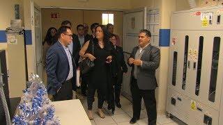 Visita Directora Adjunta De Conacyt El Instituto De Ingeniería