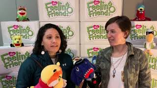 How The Feeling Friends Impact Children's Mental Health