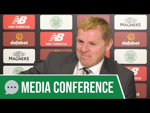 Full Celtic Media Conference: Neil Lennon (08/11/19)