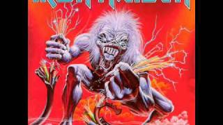 Iron Maiden Heaven Can Wait A Real Live One