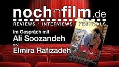 Im Gespräch mit Ali Soozandeh und Elmira Rafizadeh | Teheran Tabu | Interview