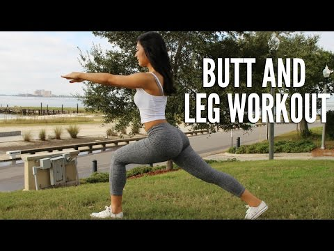 No-Equipment Moves that Firm Your Glutes