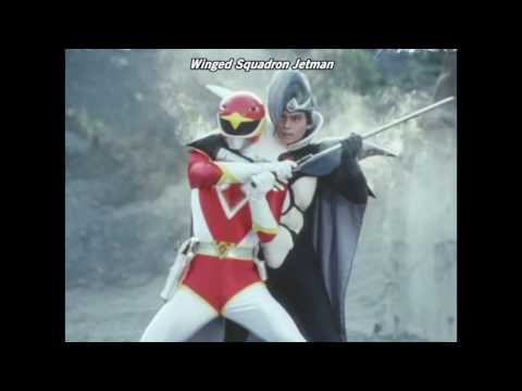 Choujin Sentai Jetman Episode Ps