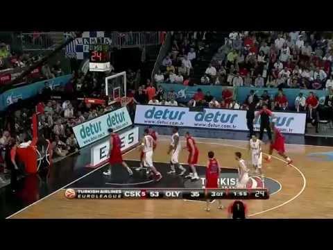 Final Four CSKA vs Olympiakos 2012 2nd half
