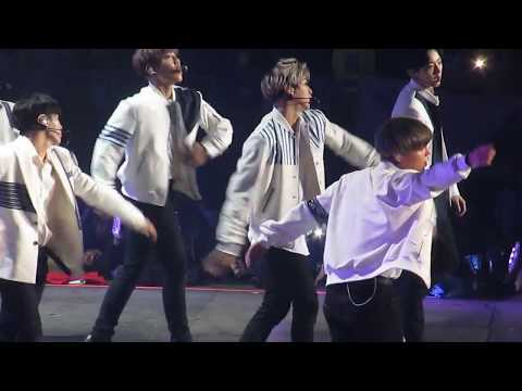 180323 Wanna One (워너원) - Beautiful (뷰티풀)' MUSIC BANK IN CHILE