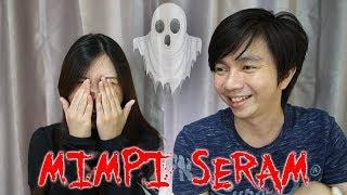 MiawAug Ketindihan - Cerita Horror Ft Olivia Devina