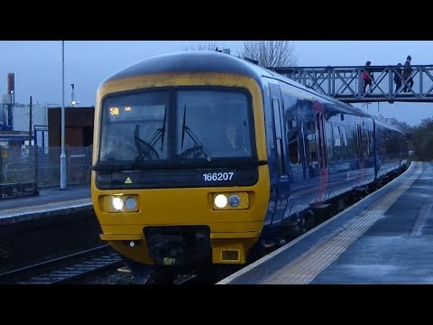 **MAJOR DISRUPTION** Trains At Patchway - SWML - 24/01/2018