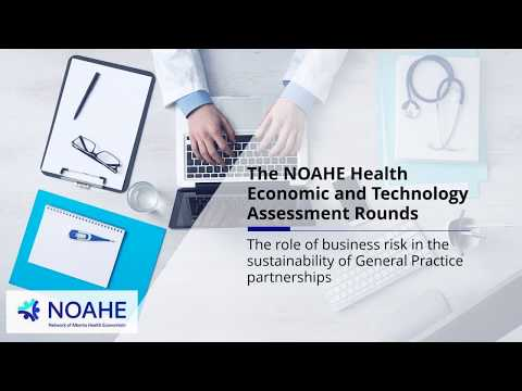 NOAHE Rounds: The role of business risk in the sustainability of General Practice partnerships