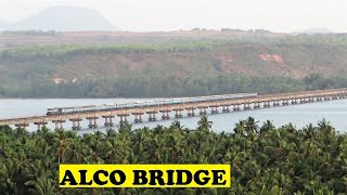 WDM3D Matsyagandha Sharavathi River Bridge