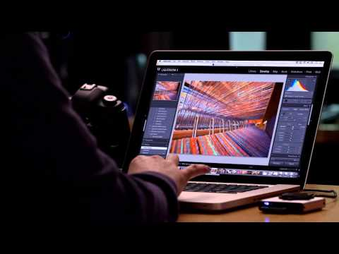 Lightroom 5 Overview