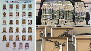 Firefighter, retired police officer among 29 charged in Orange County drug bust