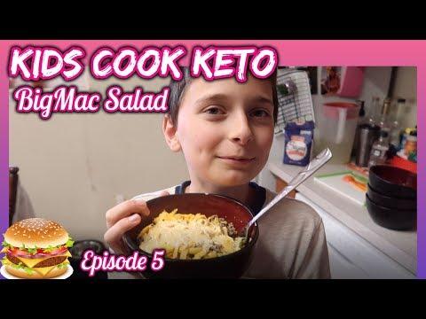 kids-cook-keto:-episode-5-big-mac-salad