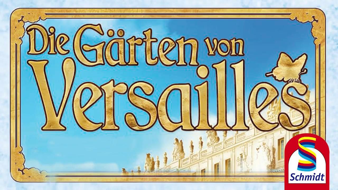 Die Garten Von Versailles Schmidt Spiele Erklarvideo Youtube
