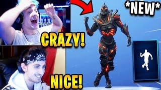 Streamers React to *NEW* Switchstep Emote/Dance! *RARE* | Fortnite Highlights & Funny Moments