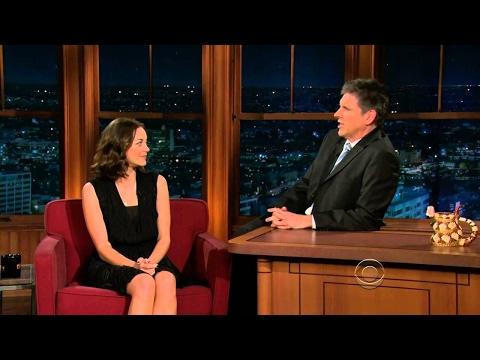 Late Late Show with Craig Ferguson 1/18/2010 Marion Cotillard, Steve Jones, The Hot Rats
