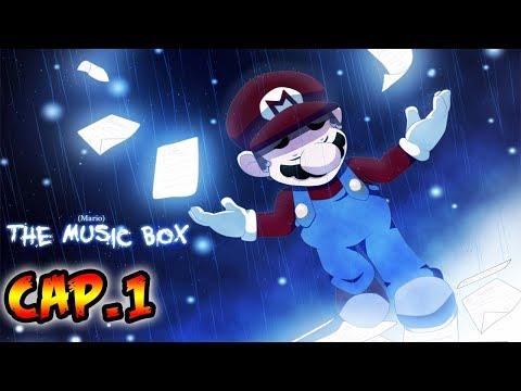LA AVENTURA MAS OSCURA DE MARIO | Mario The Music Box #1 en ESP