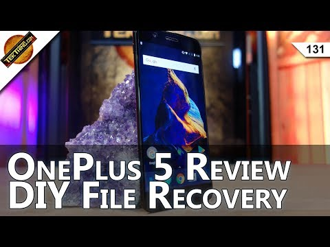 OnePlus 5 Review, Recover Erased Files, Find Your First Computer Security Job!