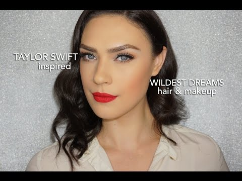 Taylor Swift - Wildest Dreams Inspired | Hair & Makeup | Carol Lago